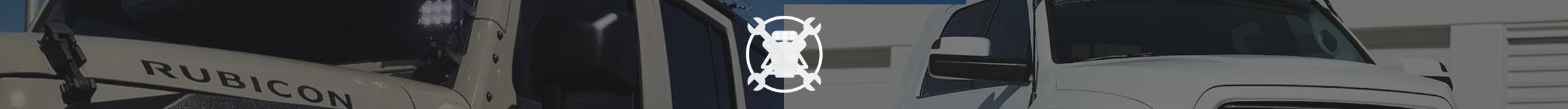 Jeep and Dodge Ram