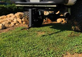 Drop Hitch for Lifted Trucks